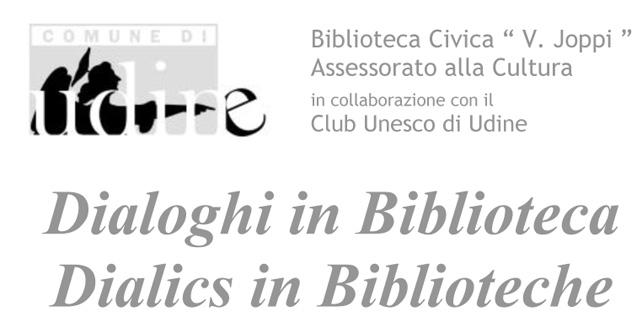 Libri; club UNESCO Udine; UNESCO Udine; UNESCO