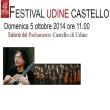 Festival Udine Castello