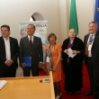 club UNESCO di Udine; Renata d'Aronco; Maria Paola Azzario; Enrico Gherghetta; Franco Frattini; club UNESCO Gorizia, FICLU, Frattini, riunione nazionale FICLU
