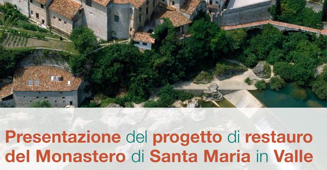 Monastero Santa Maria in Valle; club UNESCO Udine; UNESCO Udine; UNESCO