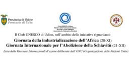 Africa; club UNESCO Udine; UNESCO Udine; UNESCO