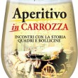 aperitivo in carrozza