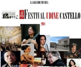 Festival Udine Castello 2014