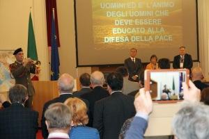 Brigata Pozzuolo; club UNESCO Gorizia, FICLU, Frattini, riunione nazionale FICLU