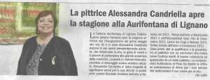 Alessandra Candriella