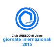 GIORNATE INTERNAZIONALI; club UNESCO Udine; Renata Capria d'Aronco; Maurizio Calderari