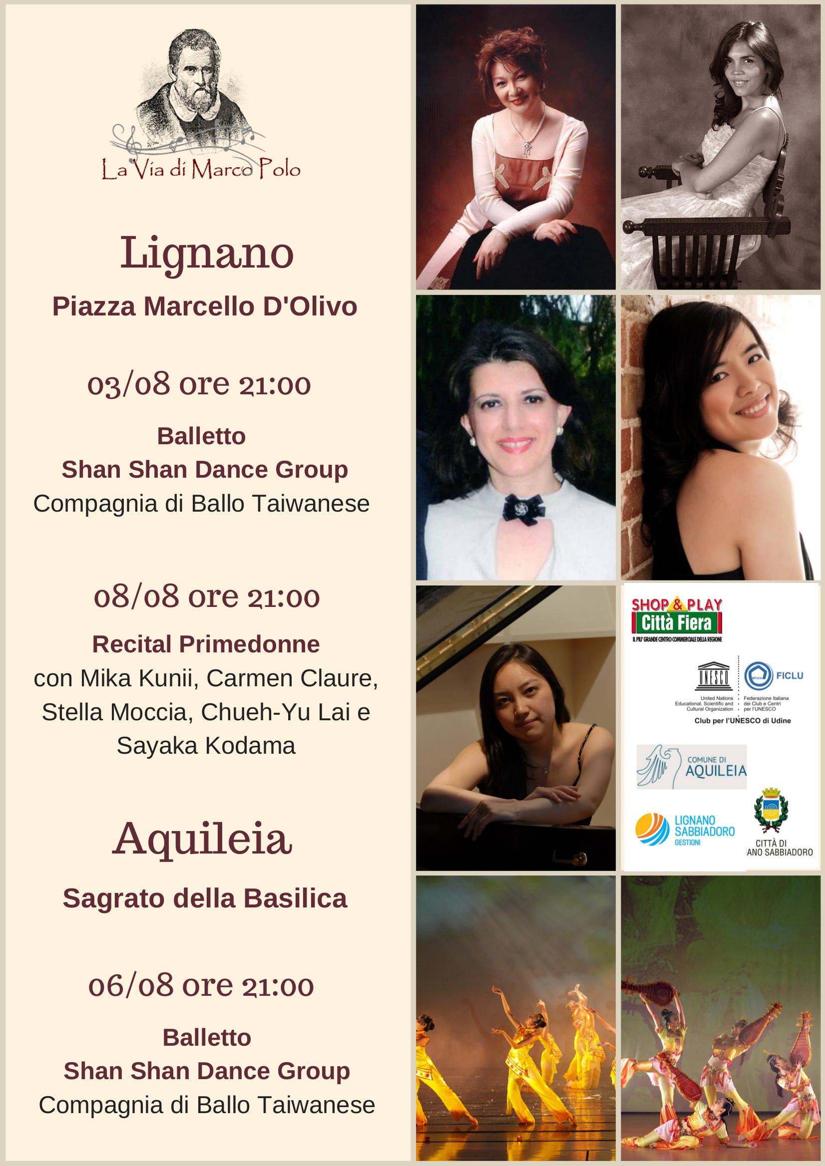 Eventi VMP in Friuli